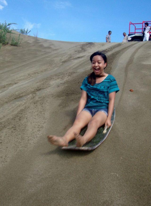 sand boarding, fun, la paz sand dunes