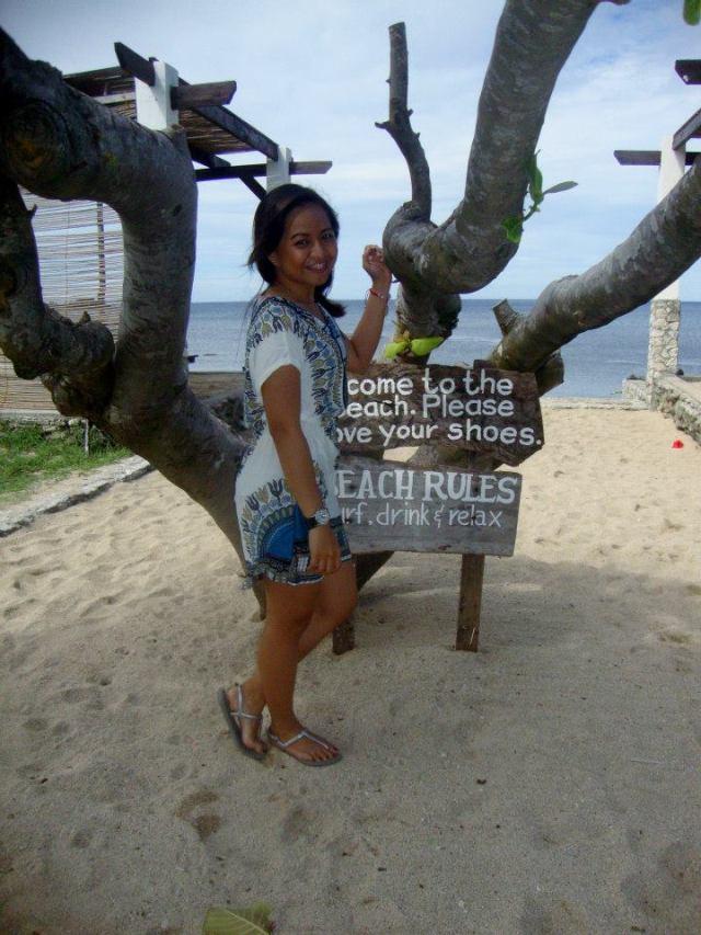 beach rules, pagudpud, kapuluan vista resort