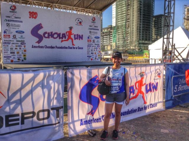 amcham scholar run 2014, amcham run for a scholar, 5k marathon